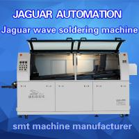 Quality soldering equipment LED SMT wave soldering machine for PCB heating length 600mm for sale