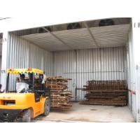Quality All aluminum fully automatic wood drying chamber for hardwood and softwood drying for sale