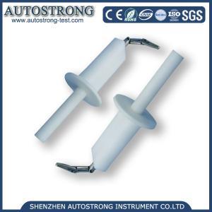 Quality IEC60529  IEC61032 IP2X 12mm Diameter Joint Test Finger probe B for sale