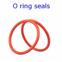 Quality ACM 70 Rubber O Ring Seals For Connector , Colored Orings Wear Resistant for sale