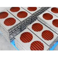 China Copper Tube Copper Fin Type Air Cooled Condenser For Air Conditioning System With OEM on sale