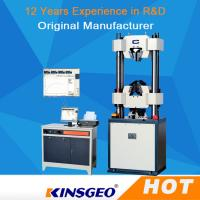 Buy cheap Computer Rubber Universal Strength Testing Machine 1000KN With Servo Motor / PC Display from Wholesalers