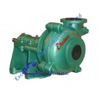 Quality EHR-3C abrasion and corrosion resistant rubber lined slurry pump for industries for sale
