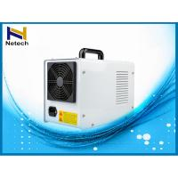 Quality 3g/Hr White Hand Hold Odor Free Ozone Generator For Air Purifier / Water Treatment for sale