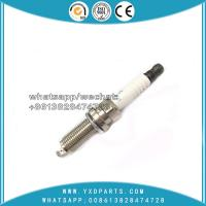 China 22401-CK81B LZKAR6AP-11 Iridium NGK Spark Plugs For Nissan NOTE MPV Renault on sale