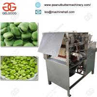 Quality Good Quality High Efficiency Broad Bean Peeler Machine With Low Price for sale