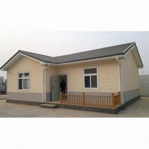 Quality Luxury Light Steel Villa for Better Living Enviroment for sale