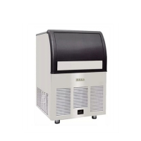 Quality Under Counter Cube Ice Maker Seperate With Ice Bin for sale