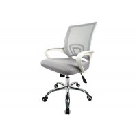 Quality Weight 8kg Nylon Swivel Upholstered Office Chair for sale