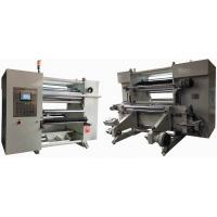 Quality Kraft Paper Slitting And Rewinding Machine With  Big Touch Screen for sale