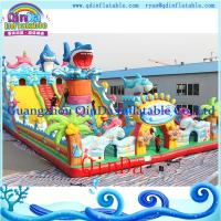 China Super Commercial Jumping Castles Sale Inflatable Castle Inflatable bouncy for kids play on sale