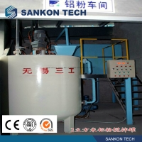 Quality Full Automatic AAC Block Machine - AAC Panel Aluminum Powder Mixer from SANKON for sale