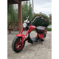 Quality Seamless Steel Pipe Small Electric Bike Adult City Electric Motorcycle 2000W 60V for sale