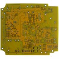 Quality fr4 double-sided pcb with 1.6mm thickness 2 layer for sale