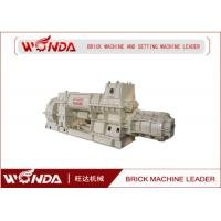 Quality Hollow Clay Brick Making Machine , Solid Concrete Block Making Machine36-40 R/ Min Spindle for sale