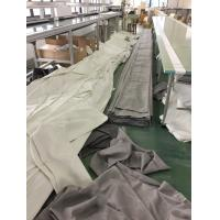 China good quality Woven fiberglass filter bag filter sleeves for Revise Air Baghouse on sale
