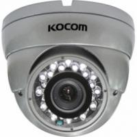 Quality ¢5X23PCS LED And IR Auto-open by CDS Control Color CCD Vandal Proof Dome Camera  for sale