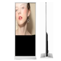 China Restaurant 350 Nit 10 Points IR Touch Screen Digital Signage on sale
