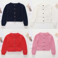 Quality Colored Full Knitted Handmade Baby Sweater Set Anti Static For 0 - 3 Months Age for sale