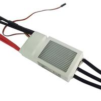 Quality High Speed 400A 12S Brushless Esc , White Rc Brushless Motor Controller for sale