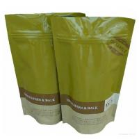 Quality Durable sealable Tea Packaging Bags, 250g / 500g / 1000g , stand up pouches for sale