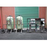 Buy Stainless / Carbon Steel Industrial Reverse Osmosis Equipment With 3T/H Capacity at wholesale prices