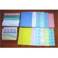 Quality Anti Bacterial Spunlaced Non Woven Fabric Polyester Material for home textile for sale