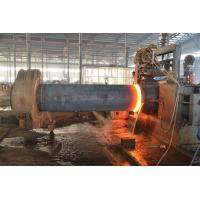 Quality Medium Frequency Large Diameter Steel Tube Bends 45° WPB Material for sale