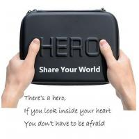 Buy GoPro Bag Waterproof Protective Travel Case For Go Pro Hero 2 3 3+ 4 5 Xiaomi Yi at wholesale prices