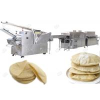 Quality Kuboos Injera Making Machine Fully Automatic Pita Bread Production Line for sale