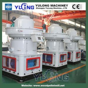 Quality XGJ850 High efficient rice husk / sawdust / straw pellet making machine pellet mill for sale