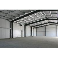 Quality Q235 / Q345 Industrial Steel Buildings Contract With Mature Checking System for sale