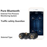 Quality Ultra Low Power Digital TPMS With 4 Sensor , Wireless Tire Pressure Monitoring System for sale