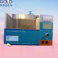 Quality GDYJ-502 Insulating Oil Breakdown Voltage Withstand Voltage Tester for sale
