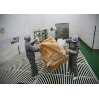 China White Food Grade industrial Big Bags FIBC Four-panel for rice / flour on sale