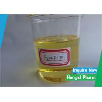Quality Pale Yellow Viscous Liquid Boldenone Equipoise Steroid / Boldenone Undecylenate Powder for sale