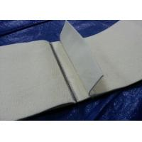 Quality White Polyester Felt Fabric Endless Flat Belt With Hook Joints for sale