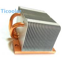China sintered nickel plated Copper Heat Pipe applied in LED light on sale