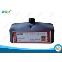 Buy High Volume Domino Ink MEK Base / Continuous Inkjet Ink Industrial Coding at wholesale prices