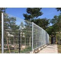 Roll top fence is used in the courtyard to plat its protection and decoration functions.