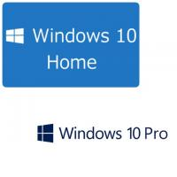 Quality 100% Geniune Online activation Microsoft Windows 10 Home COA sticker DVD pack MS Win 10 Home computer system software for sale