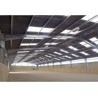 Quality Workshop Warehouse Fabrication Industrial Steel Buildings With PKPM Software for sale
