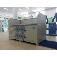 Grinding Downdraft Tables with dust collection system, cartridge filter dust collector table