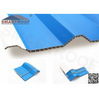 Quality Insulation The Hollow Plastic Sheets In 5.8m Legnth For 1.2m Purlin Distance for sale