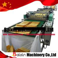 Quality Kraft Bubble Mailer Bag Making Machine for sale