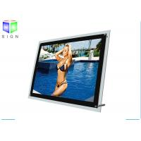 """Quality Double Sided Frameless Light Box 18"""" X 24"""" AcrylicWith SMD LED Strip for sale"""