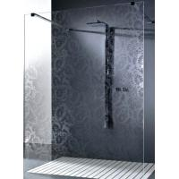Quality Obscure Pattern Shower Tempered Glass , Tempered Glass Bathroom for sale