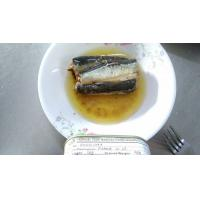 Quality Tinned sardines in oil 125g for sale