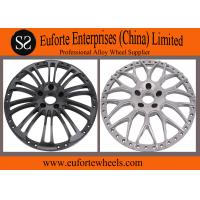 Buy cheap Susha Wheels - Multiple Spokes Deep Dish Wheels Paint Polish Chrome Aluminum Alloy A6061 from wholesalers