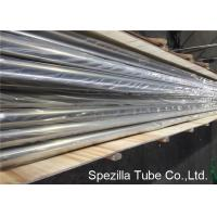 ASTM A270 TP316L Polished Stainless Steel Tubing For Food / Beverage Industry